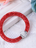 Women's Bracelet Fashion Resin Tube Jewelry For Wedding Casual