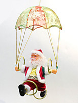 Holiday Decorations Christmas Figurines Santa ChristmasForHoliday Decorations