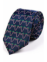 Men's Polyester Neck Tie,Pattern Jacquard All Seasons