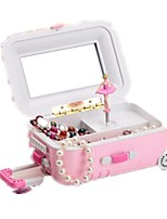 Music Box Toys Square Crystal Pieces Unisex Birthday Gift