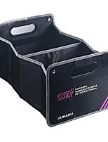 Fahrzeugkoffer Ablagefächer fürs Auto Für Subaru Alle Jahre Stoffe