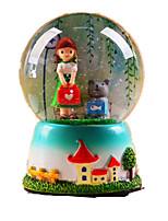 Bälle Spieluhr Spielzeug leuchten Spielzeuge Kreisförmig Zeichentrick 1 Stücke keine Angaben Geburtstag Valentinstag Geschenk