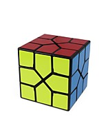 Rubik's Cube Smooth Speed Cube 3*3*3 Alien Anti-pop Adjustable spring Stress Relievers Magic Cube ABS Square Gift