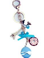 Dolls Key Chain Toy Cars Toys Tower Famous buildings Butterfly Key Chain Unisex Pieces