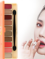 10 Eyeshadow Palette Matte Shimmer Mineral Eyeshadow palette Daily Makeup Halloween Makeup Party Makeup Fairy Makeup Cateye Makeup Smokey