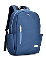 Business Anti-vibration Polyester Laptop Backpack with  Under 15.6-Inch Laptop and Notebook