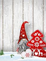 5 * 7ft grande photographie fond toile de fond classique mode Noël neige thème pour studio professionnel photographe