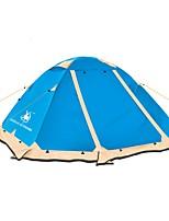 2 personnes Tente Piquets de Tente Bâches de Tente Tente de Plage Tonnelle Double Tente de camping Une pièce Tentes de Randonnée