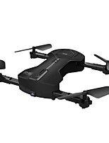 RC Drone SH6 4CH 6 Axis 2.4G With 0.3MP HD Camera RC Quadcopter FPV One Key To Auto-Return Headless Mode 360°Rolling Access Real-Time