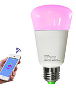 Jiawen WiFi Led Bulb Dimmer Smart RGBW Light Bulbs Remote Control Wifi Light Switch Led Color Changing Works With Alexa
