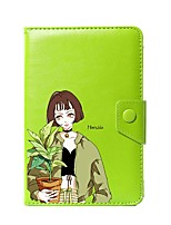 Universal Anime PU Leather Stand Cover Case For 7 Inch 8 Inch 9 Inch 10 Inch Tablet PC