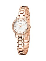 Women's Dress Watch Fashion Watch Wrist watch Japanese Quartz Water Resistant / Water Proof Alloy Band Vintage Luxury Minimalist Casual