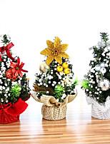 ПВХ Ткань Свадебные украшения-Рождество Новый год