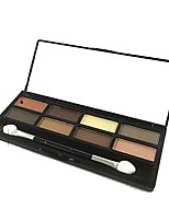 8 Eyeshadow Palette Matte Shimmer Eyeshadow palette Powder Daily Makeup