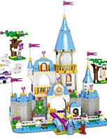 Building Blocks Toys House Pieces Gift