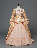 Vestito da Serata Elegante Stile Carnevale di Venezia Steampunk® Ispirazione Vintage Vittoriano Rococò Da principessa Stile VIP Medievale