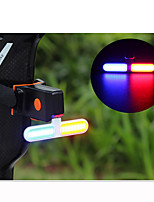 Bike Lights Lighting Tail Lights Rear Bike Light Safety Lights LED LED Cycling Portable Adjustable Lightweight Quick Release High Quality