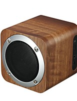 IXB-B06 Mini Style Bluetooth Bluetooth 4.0 3.5mm AUX Subwoofer Beige Coffee