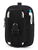 1 L Waist Bag/Waistpack Hunting Hiking Wearable Cloth Oxford