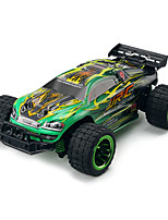 RC Car JJRC Q36 2.4G Truck Monster Truck Bigfoot Off Road Car High Speed 4WD Drift Car Buggy SUV Brush Electric 30 KM/H Remote Control