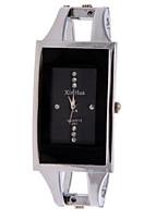 Жен. Модные часы Наручные часы Уникальный творческий часы Китайский Кварцевый сплав Группа Черный