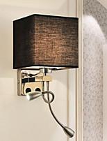 AC 110-120 AC 220-240 40 E26/E27 LED Chrome Feature for LED,Ambient Light Wall Sconces Wall Light