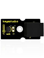 keyestudio easy plug module capteur de température lm35 pour arduino