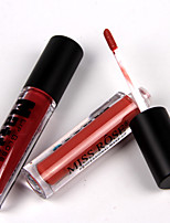 Lip Gloss Wet Waterproof Cosmetic Beauty Care Makeup for Face
