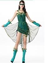Reine Ange et Diable Une Pièce Robes Costumes de Cosplay Bal Masqué Féminin Noël Halloween Carnaval Fête / Célébration Déguisement