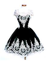 Vestito da Serata Elegante Stile Carnevale di Venezia Gotico Dolce Punk Steampunk® Rococò Da principessa Stile VIP Medievale