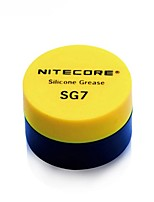 Nitecore SG7 Flashlight Silicone Oil Grease Professional for Camping/Hiking/Caving Everyday Use