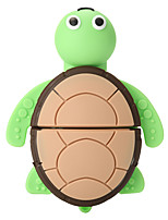 cartoon high speed turtle 8gb usb 2.0 flash drive u disco disco de memória