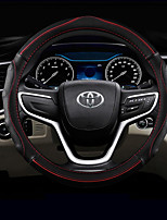 Automotive Steering Wheel Covers(Leather)For Toyota All years RAV4 Highlander Corolla Mark X Camry Reiz Levin