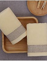 Style frais Serviette,Solide Qualité supérieure 100% Coton Serviette
