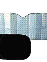 Automotivo Parasóis & Visores Para carros Visores de carro Para Universal General Motors PVC