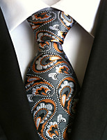 Men's Polyster Neck Tie,Pattern Galaxy All Seasons