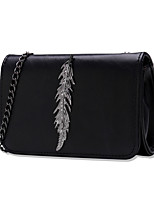 Women Bags All Seasons PU Shoulder Bag Buttons for Shopping Casual Black Gray Wine