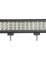 3-righe del 4pcs 108w 10800lm 6000k hanno condotto la luce di guida fuori strada della luce bianca fredda del lavoro per l'automobile /