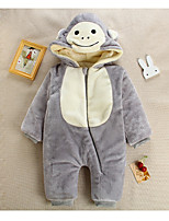 Baby Fashion One-Pieces,Cotton Autumn/Fall Long Sleeve