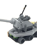 Building Blocks Tank Toys Tank Kids 1 Pieces