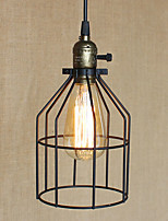 Tiffany Rustic/Lodge Retro/Vintage Lantern Country Traditional/Classic Modern/Contemporary Pendant Light For Dining Room Study