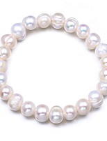 Women's Bracelet Strand Bracelet Imitation Pearl Fashion Adjustable Pearl Jewelry For Party Daily