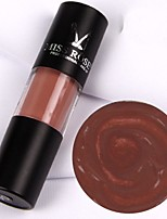 1pc Lipstick Matte Fast Dry Waterproof Long-lasting Solid Casual Cosmetic for Face Makeup