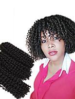 Pre-loop Crochet Braids Hair Braid Mali Twist African Braids New Arrival Synthetic Hair Black/Purple Black/Red Medium Brown Strawberry
