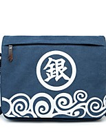 Bag Inspired by Gintama Gintoki Sakata Anime Cosplay Accessories Canvas