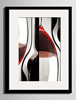 Abstracto Fantasia Lazer Quadros Emoldurados Conjunto Emoldurado Arte de Parede,PVC Material com frame For Decoração para casa Arte
