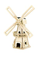 3D Puzzles Toys Windmill 1 Pieces