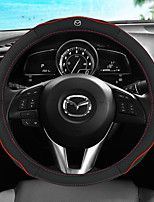 Automotive Steering Wheel Covers(Leather)For Mazda All years M5 CX5