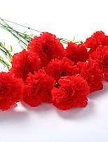 5 Филиал Полиэстер Пионы Букеты на стол Искусственные Цветы