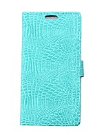 para capa de capa porta-carteira com suporte flip caso de corpo inteiro cor sólida couro duro para Samsung Galaxy J3